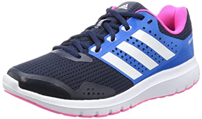 finest selection 983e2 dd79d Adidas Duramo 7, Scarpe Running Donna, Blu (Collegiate NavyFtwr White