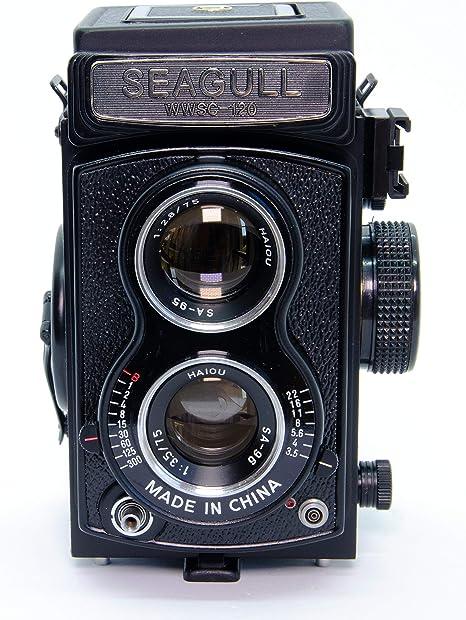 Seagull WWSC-120 (4A-107) TLR 6x6 Formato Medio: Amazon.es ...