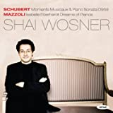 Schubert: Piano Sonata D959; Mazzoli: Isabelle Eberhardt Dreams
