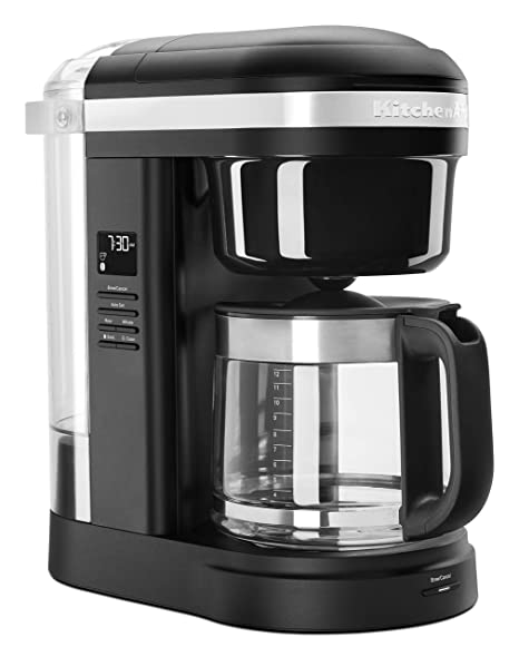 Amazon.com: KitchenAid - Cafetera de goteo (12 tazas ...