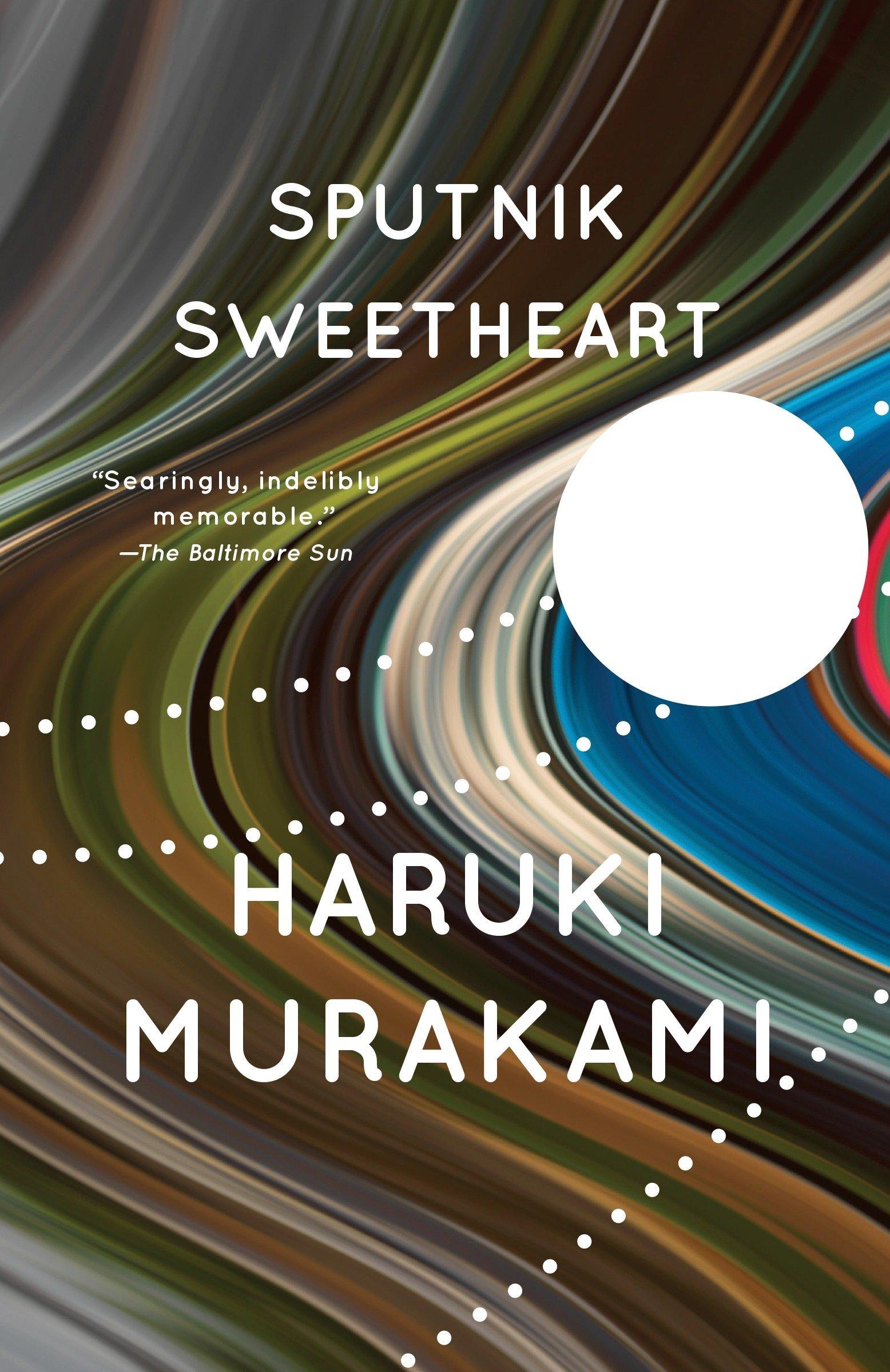 Sputnik Sweetheart Novel Haruki Murakami product image