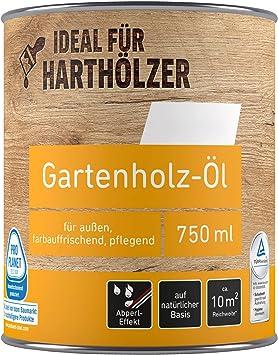 Ostendorf - Aceite para madera de jardín (acacia, 0,750 ml ...