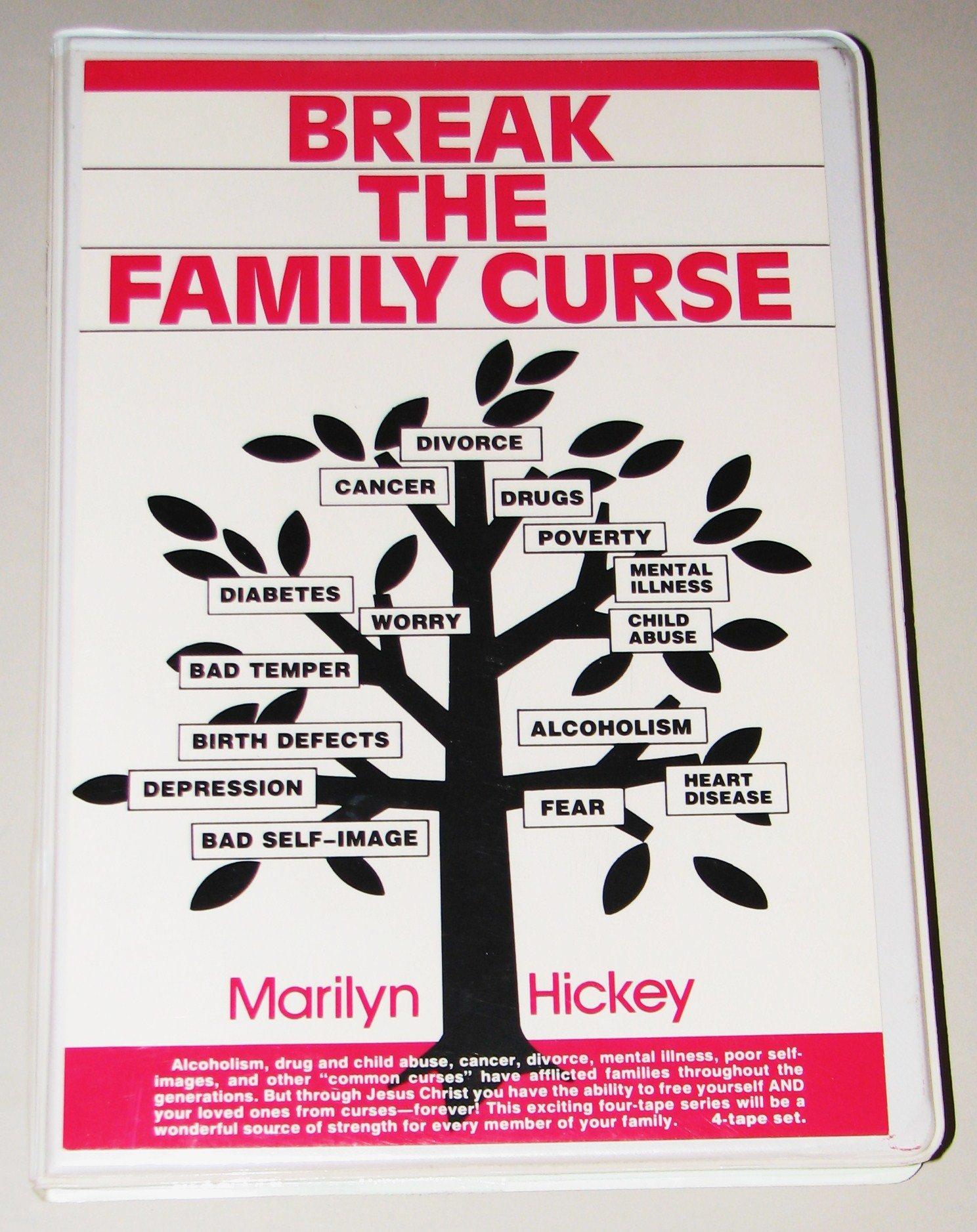Break the Family Curse: Marilyn Hickey: Amazon com: Books