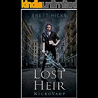 Lost Heir (Necrovamp Book 3)