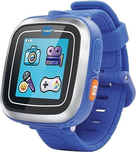 VTech - Kidizoom Reloj Inteligente Infantil, Color Azul, 128 MB ...
