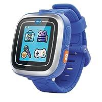 VTech - Kidizoom Reloj Inteligente Infantil, Color Azul, 128 MB, versión española (3480-161847)
