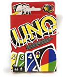 UNO Wild Card Game (112 Playing Cards)