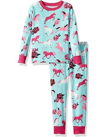 Hatley Long Sleeve Pyjama Sets, Conjuntos de Pijama para Niñas