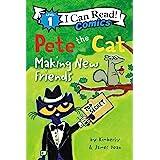 Pete the Cat: Making New Friends (I Can Read Comics Level 1)