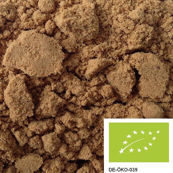 Azúcar mascabado orgánico 1kg azúcar integral de las islas Filipinas ...