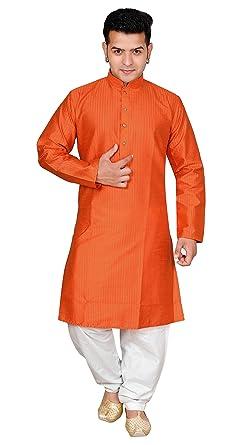 Desi Sarees Pijama Indio Kurta Salwar Kameez para Hombre Pijama ...