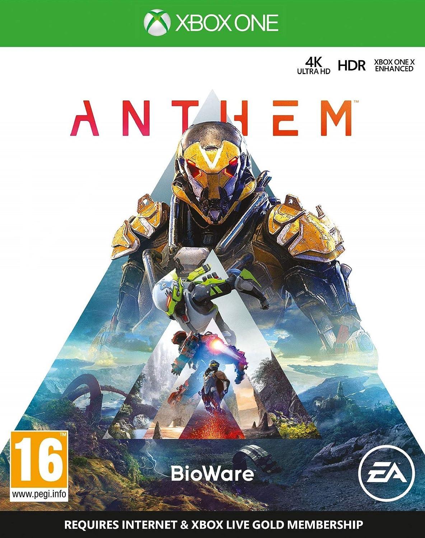 Anthem - Xbox One [Importación inglesa]: Amazon.es: Videojuegos
