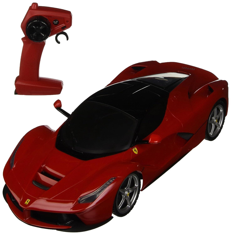 XQ 3707 Cars Ferrari R/C 1:12, rot