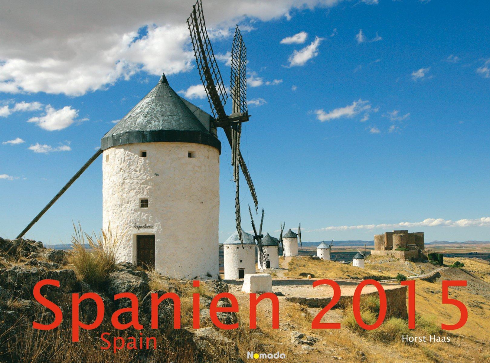 spanien-2015-spain-bildkalender-quer-56-x-42-nomada-landschaftskalender-by-horst-haas