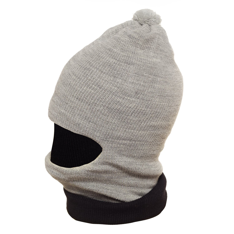 f1bbe0cebf8 ... half off 29334 574af HIVER Unisex Wool Monkey Cap (Ash) Amazon.in  Clothing ...