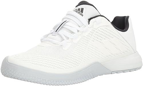 ed3c8b6bbb386 Amazon.com   adidas Men's Crazypower TR Cross-Trainer Shoes, White ...
