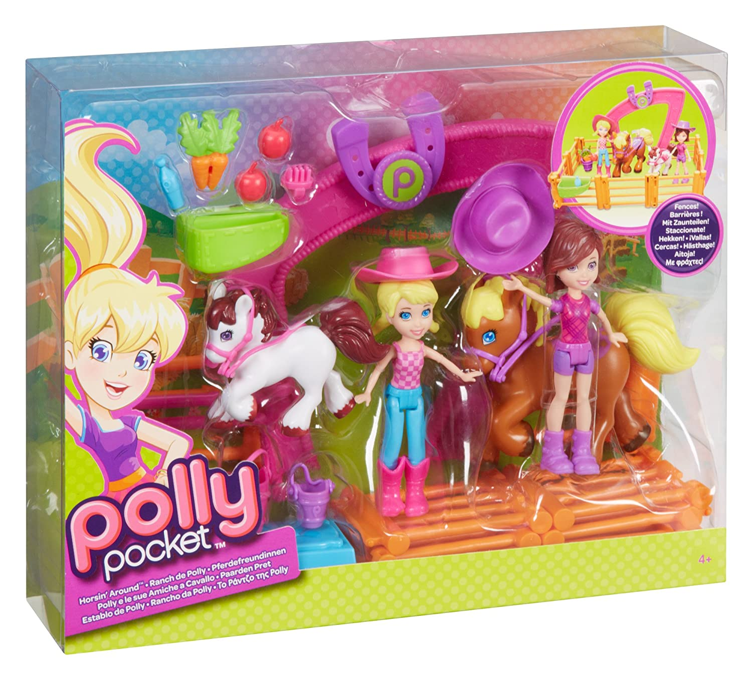 mini polly pocket coloring pages - photo#33