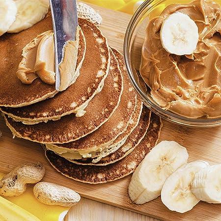 Weider Peanut Butter - 1000 gr. 100% cacahuete triturado. 100% natural. 100% vegano.