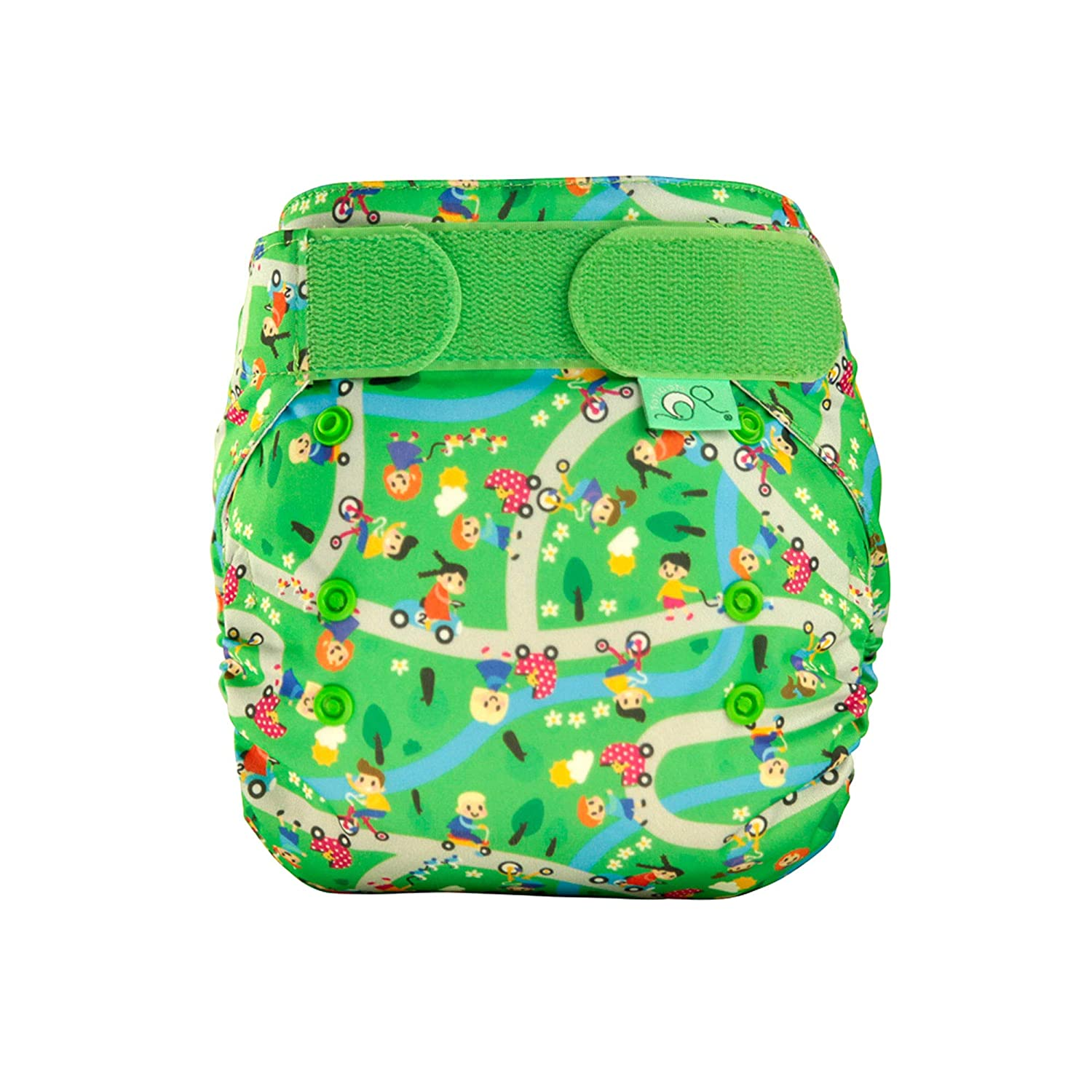 TotsBots EasyFit STAR Ride & Shine Reusable Washable Nappy - One Size Tots Bots Limited
