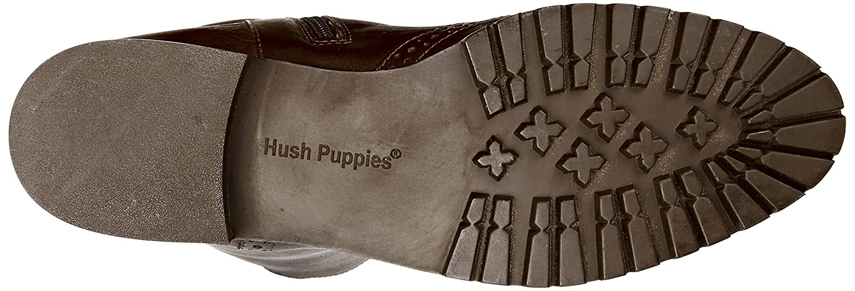 Hush Puppies Damen Emilia Stiefel, Braun (Braun), 39 EU (6