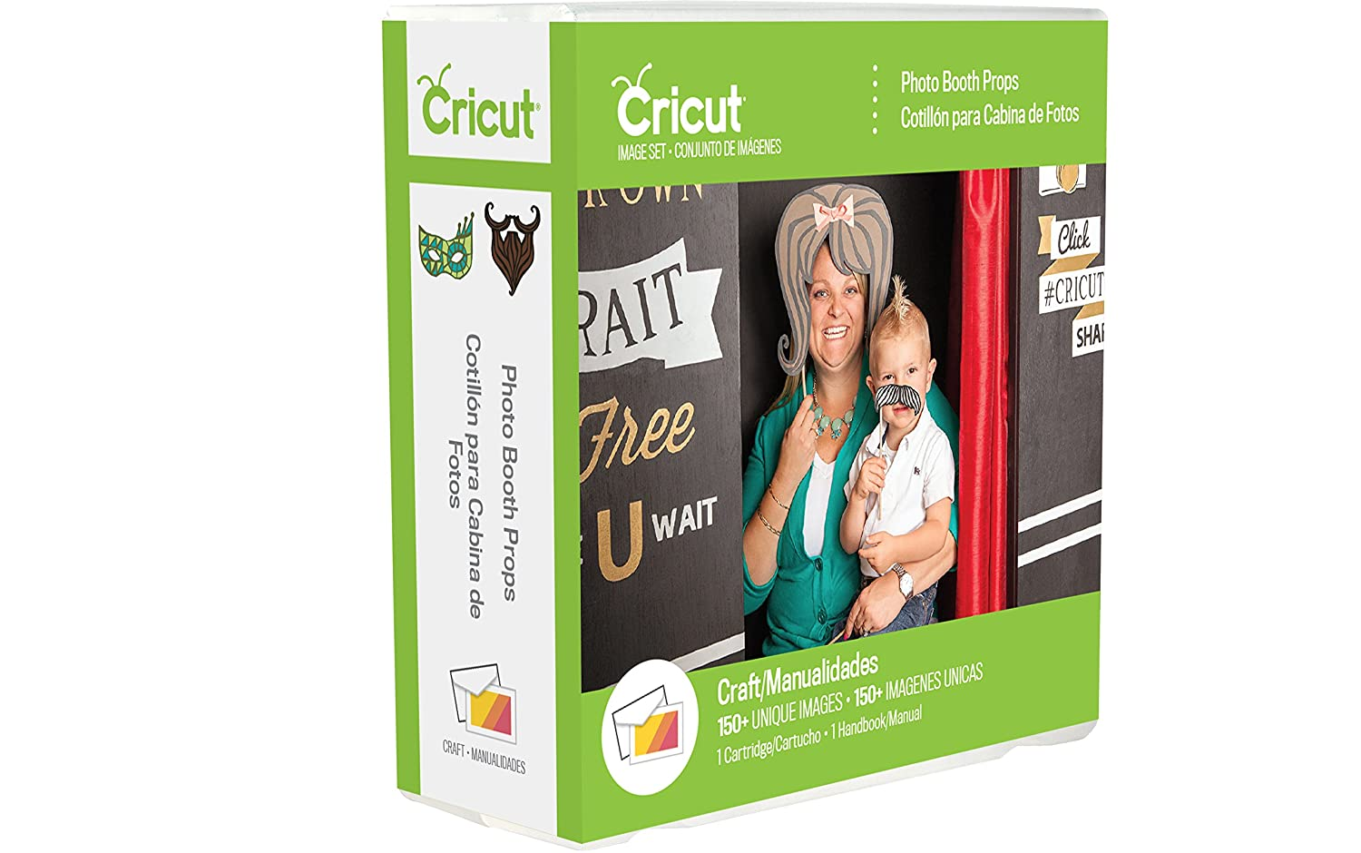 Cricut Photo Booth Props Cartridge 2002652