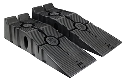 RhinoGear 11909ABMI RhinoRamps Vehicle Ramp