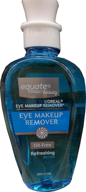 Amazon Equate Eye Makeup Remover 4oz Beauty