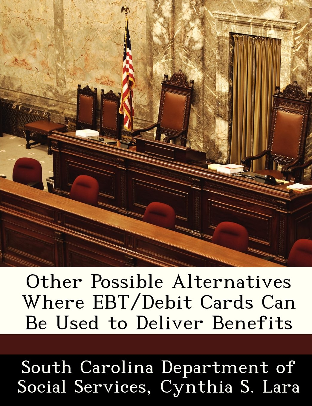 Other Possible Alternatives Where EBT/Debit Cards Can Be Used to Deliver Benefits pdf