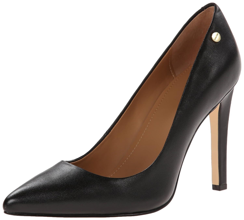 Calvin Klein Women's Brady Platform Pump, Black, 7.5 M US B00T3IRFTE Parent