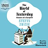 Amazon the periodic table audible audio edition primo levi the world of yesterday memoirs of a european urtaz Choice Image