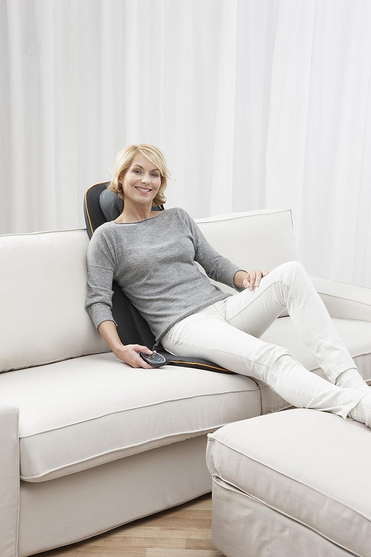 sitzauflage mit shiatsu massage f r auto b rostuhl und sessel. Black Bedroom Furniture Sets. Home Design Ideas