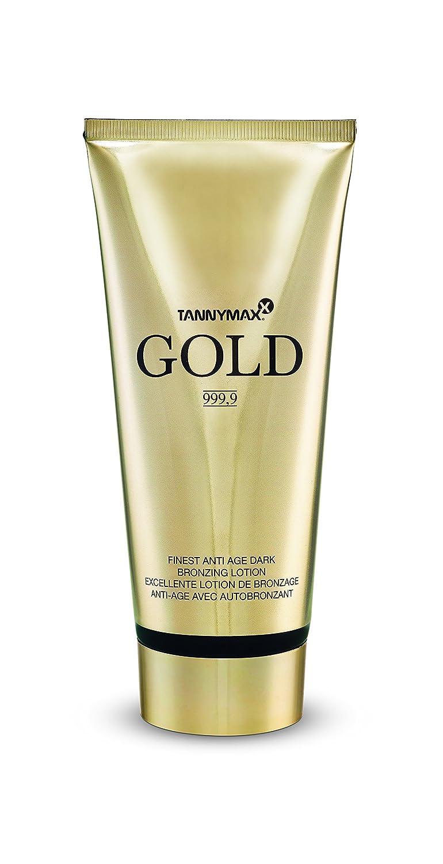 Tannymaxx Gold 999, 9 Finest Anti Age Dark Autobronzants Lotion 200ml 0522010000