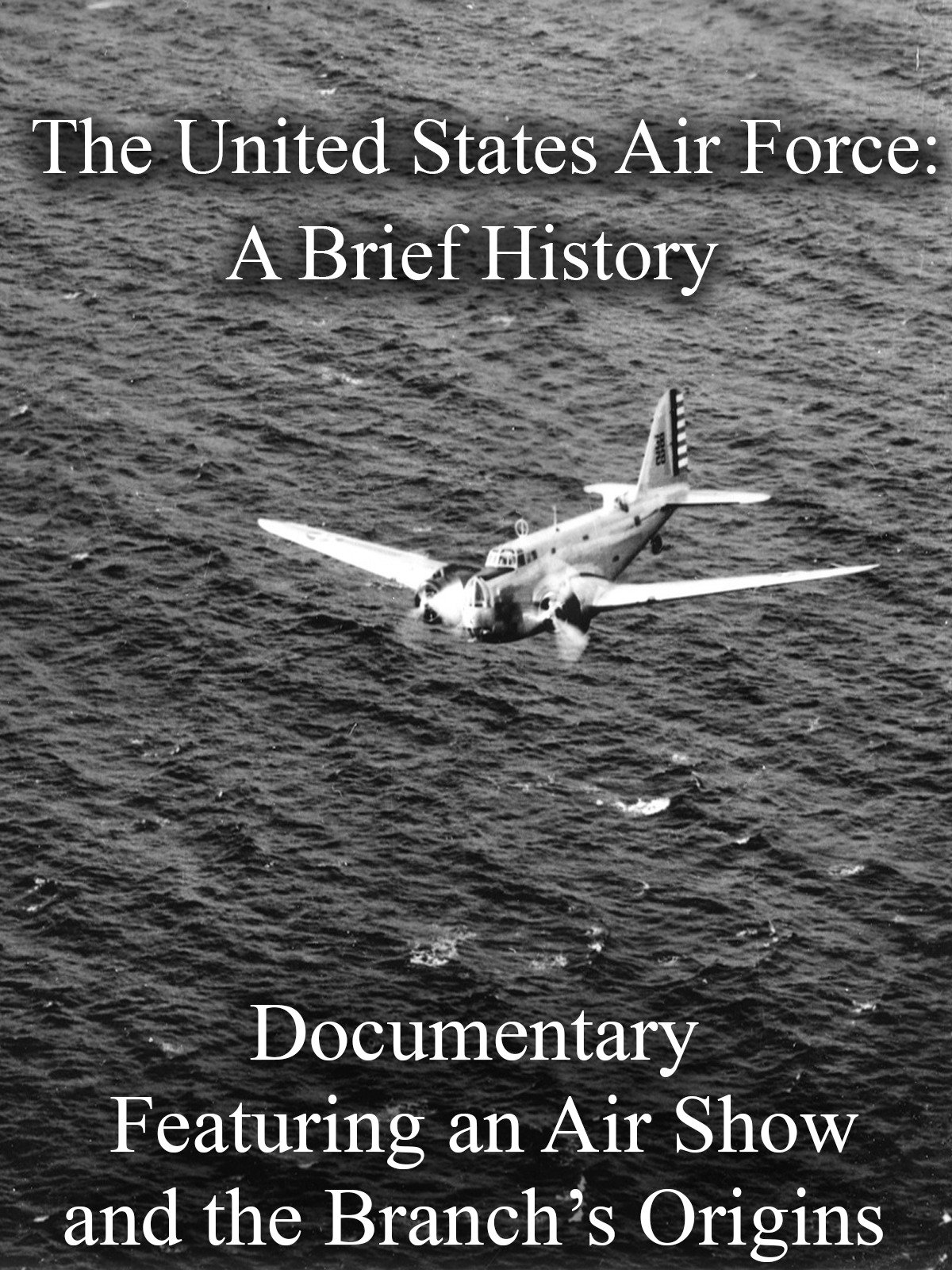 Clip: The United States Air Force: A Brief History Documentary Featuring an Air Show and the Branch's Origins on Amazon Prime Video UK