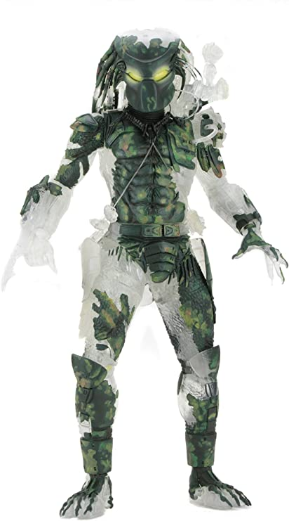 Jungle Demon Predator Action Figure Doll Toy 30th Anniversary Alien Hunter 8/""