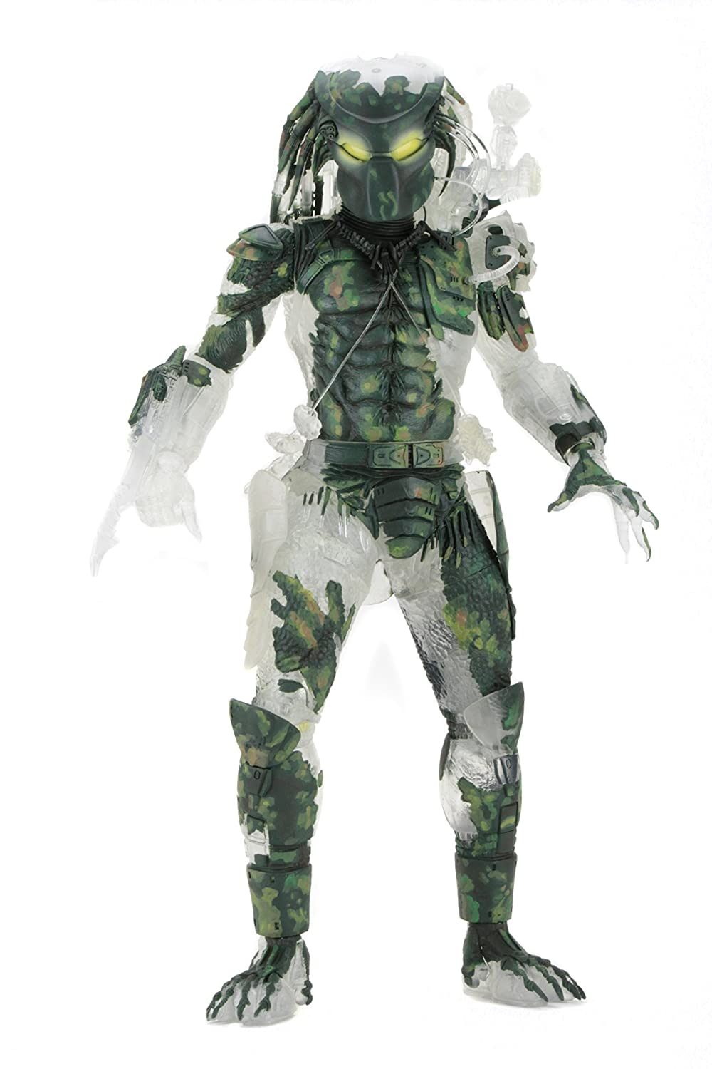"NECA - Predator - 7"" scale action figure 30th anniversary - Jungle Demon"