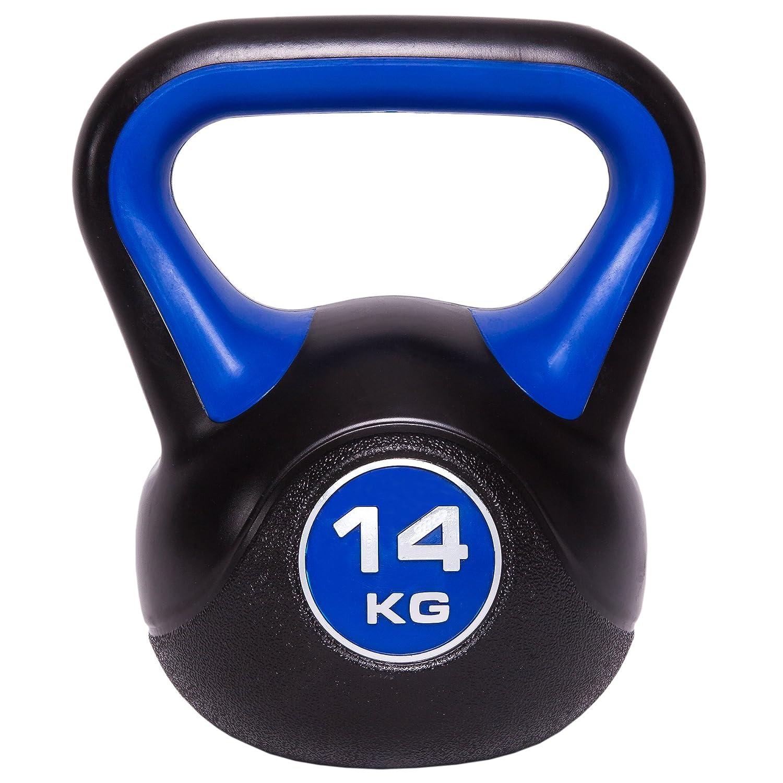 ghiria in vinile peso da ginnastica Kettlebell 10 KG