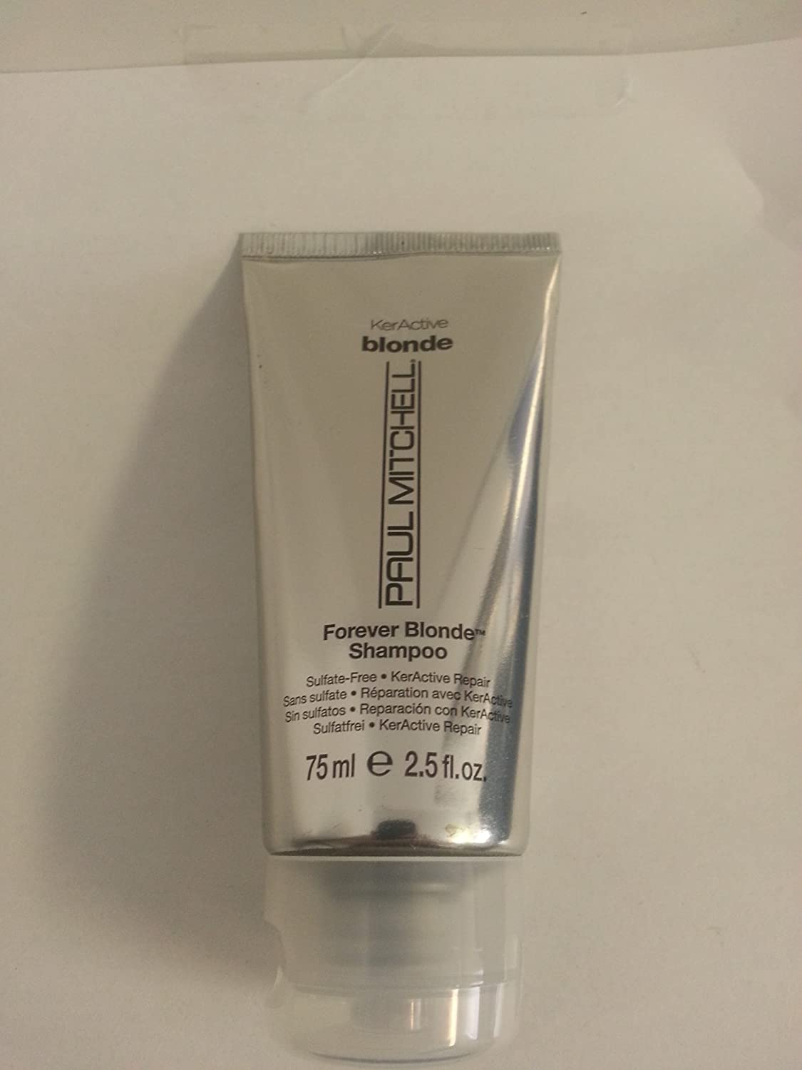 Amazon.com: Paul Mitchell Forever Blonde Sulfate-Free KerActive ...