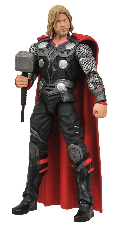 Diamond Select Toys Marvel Select Movie Version Action Figure Thor