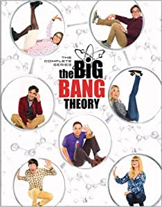 The Big Bang Theory: The Complete Series (DVD): Amazon.ca