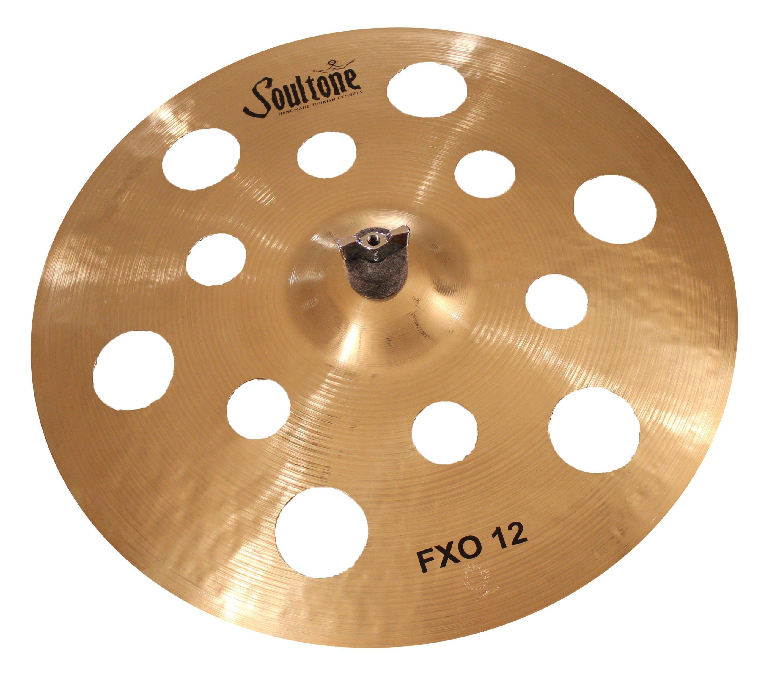Soultone Cymbals F12-FXO22-22'' FXO 12 Crash by Soultone Cymbals