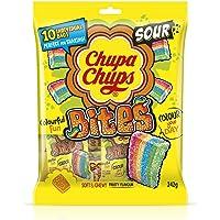 Chupa Chups Sour Bites Share Pack, 10 Bags, 242 g