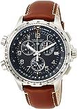 [ハミルトン]HAMILTON 腕時計 カーキ X-ウィンド GMT クロノグラフ H77912535 メンズ 【正規輸入品】