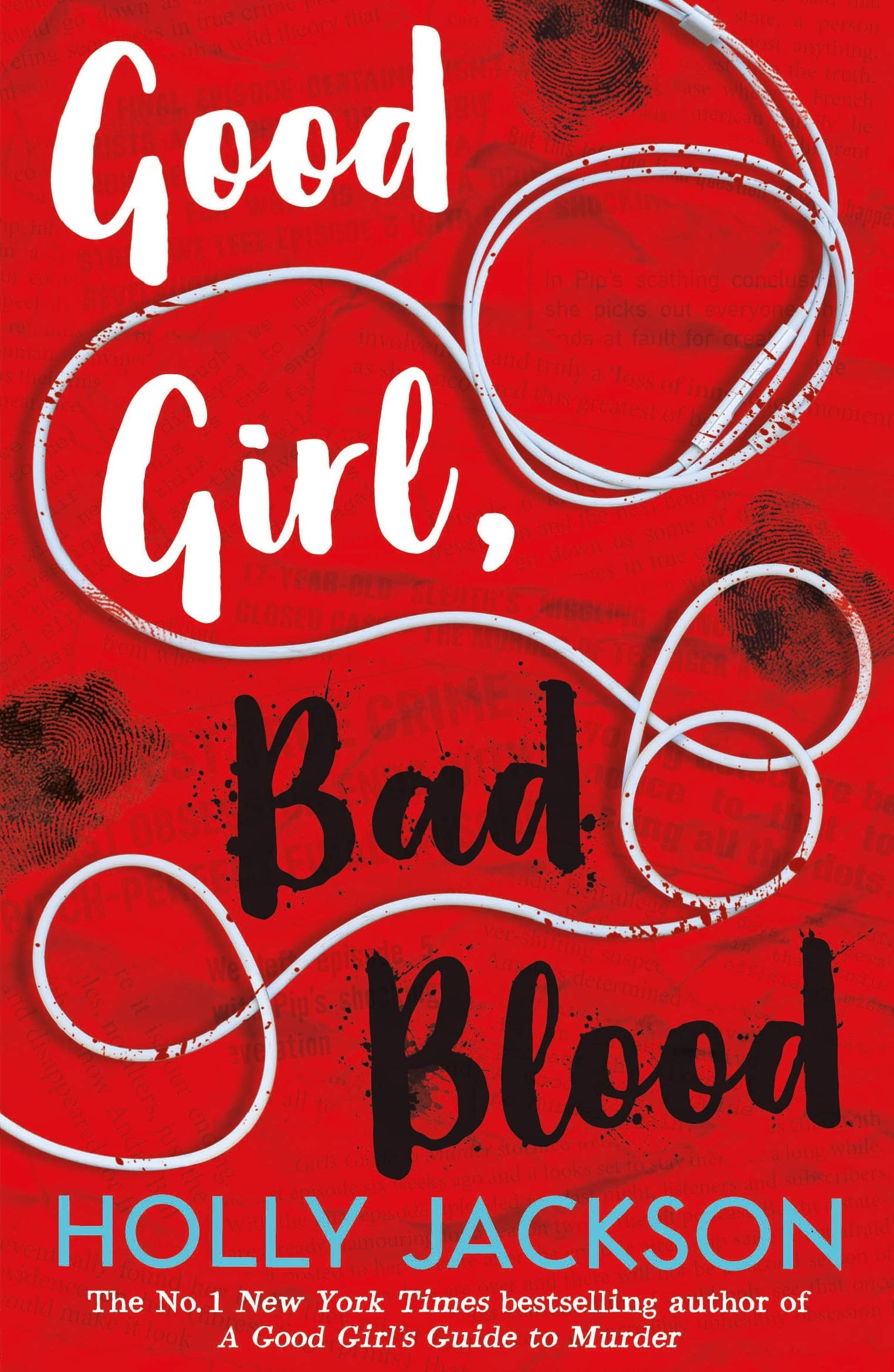 Good Girl, Bad Blood – The Sunday Times bestseller and sequel to A Good Girls Guide to Murder: Amazon.es: Jackson, Holly: Libros en idiomas extranjeros