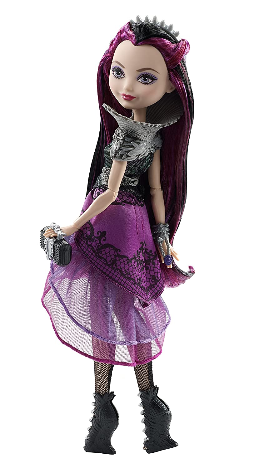 Mattel EVER AFTER HIGH DOLL CLOTHING 1ST FIRST CHAPTER RAVEN QUEEN PURPLE BLACK SKIRT By Brand, Company, Character