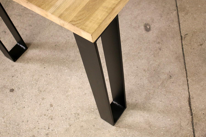 Elegant Tischgestell Metall Bestand An Wohndesign Dekorativ