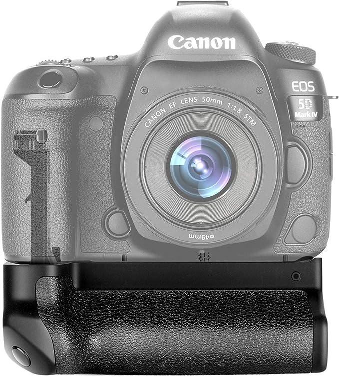 Neewer Empuñadura Grip de Batería para Canon BG-E20 funciona con ...