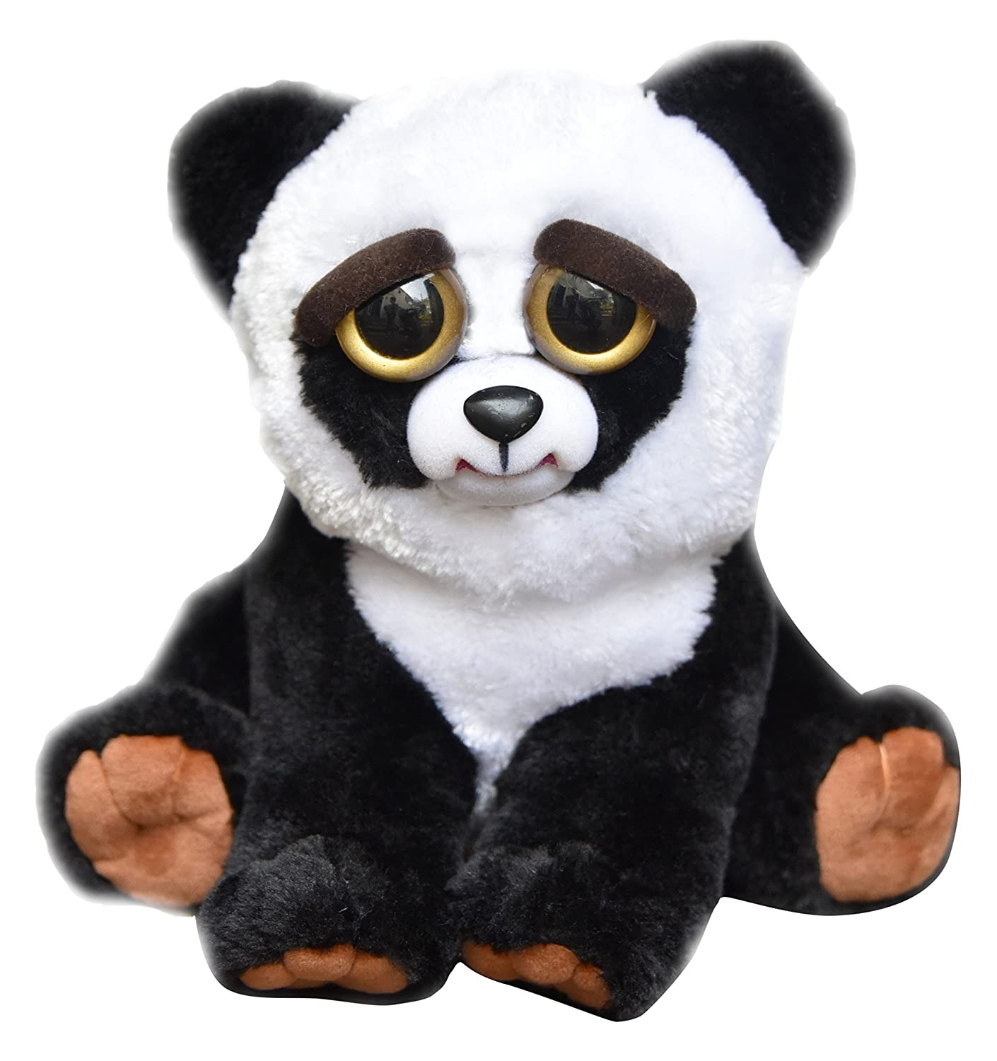 Feisty Pets Sir Growls-A-Lot FP-BEAR - Oso de peluche: Amazon.es: Juguetes y juegos