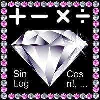 Diamond Scientific Cat Calculator
