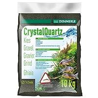 Dennerle Kristall-Quarzkies Diamantschwarz 5 oder 10 Kg