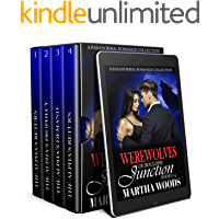 Werewolves of Boulder Junction Collection: Books 1-4 (Billionaire Werewolf Shifters Box Set Book 1)